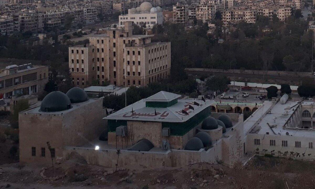 دولة إيرانية مستقلة داخل حلب