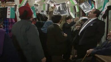 Photo of مسلسل سوري قديم يؤكد أن علم الثورة السورية كان ضمن فترة الاستقرار والحريات وينفي مزاعم الأسد بشأنه