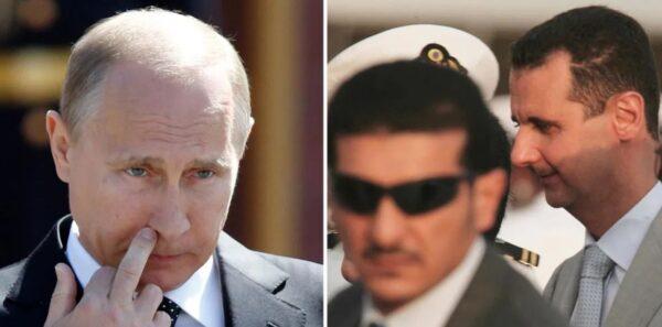 نظام الأسد بوجهين ولسانين