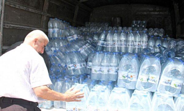 بعد تقليل نظام الأسد كميات الخبز.. رفع أسعار المياه في حلب إلى الضعف