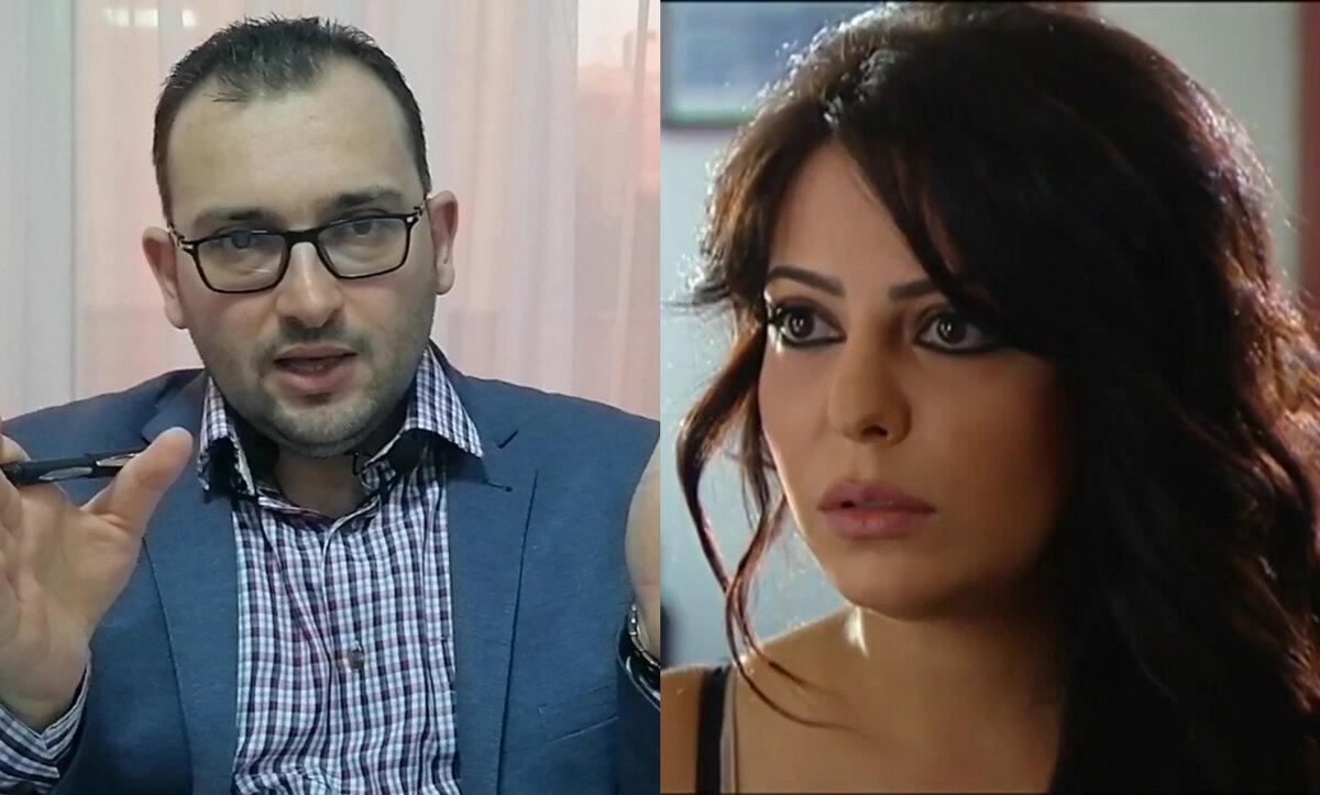 """ليليا الأطرش تحظر إعلامياً سوريّاً على انستغرام والأخير يرد: """"خاب ظني"""""""