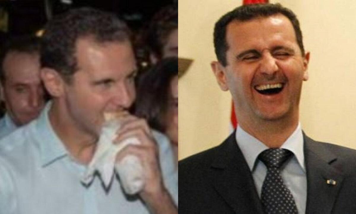 بعد اليمين الدستورية.. الليرة السورية تواصل الانخفاض والأوضاع المعيشية في أدنى حالاتها والأسد وعائلته منشغلون بالشاورما (فيديو -صور)
