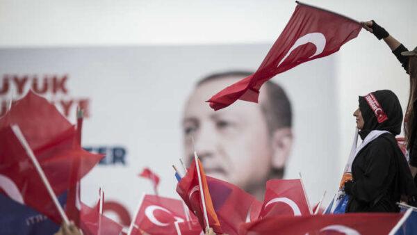 أردوغان في ذكرى الانقلاب الفاشل