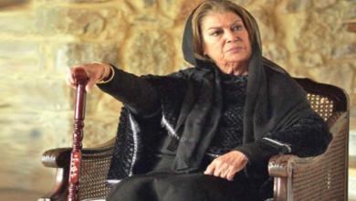 Photo of منى واصف تثير الجدل بسبب إطلالتها الأخيرة.. والجمهور: راحت هيبة أم جوزيف (صورة)