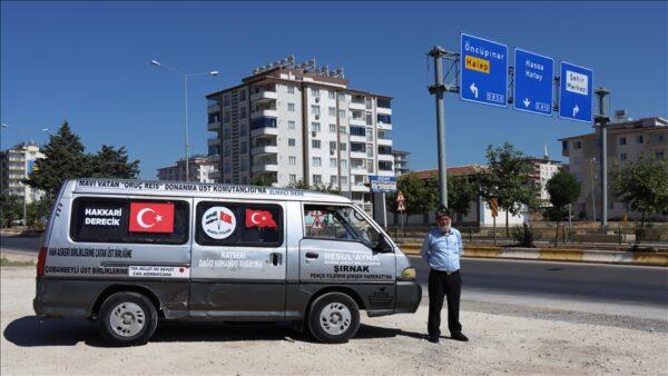 مبادرات تركية شعبية وحكومية مستمرة لرسم البسمة شمالي سوريا