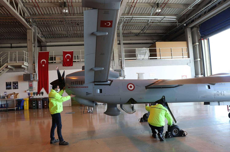تركيا أبرز منتجي الطائرات