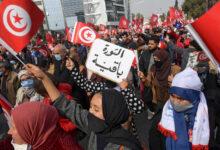 "Photo of متحدياً التونسيين.. ""الاتحاد العام للشغل"" يدعو قيس سعيد لإعادة العلاقات مع نظام الأسد"