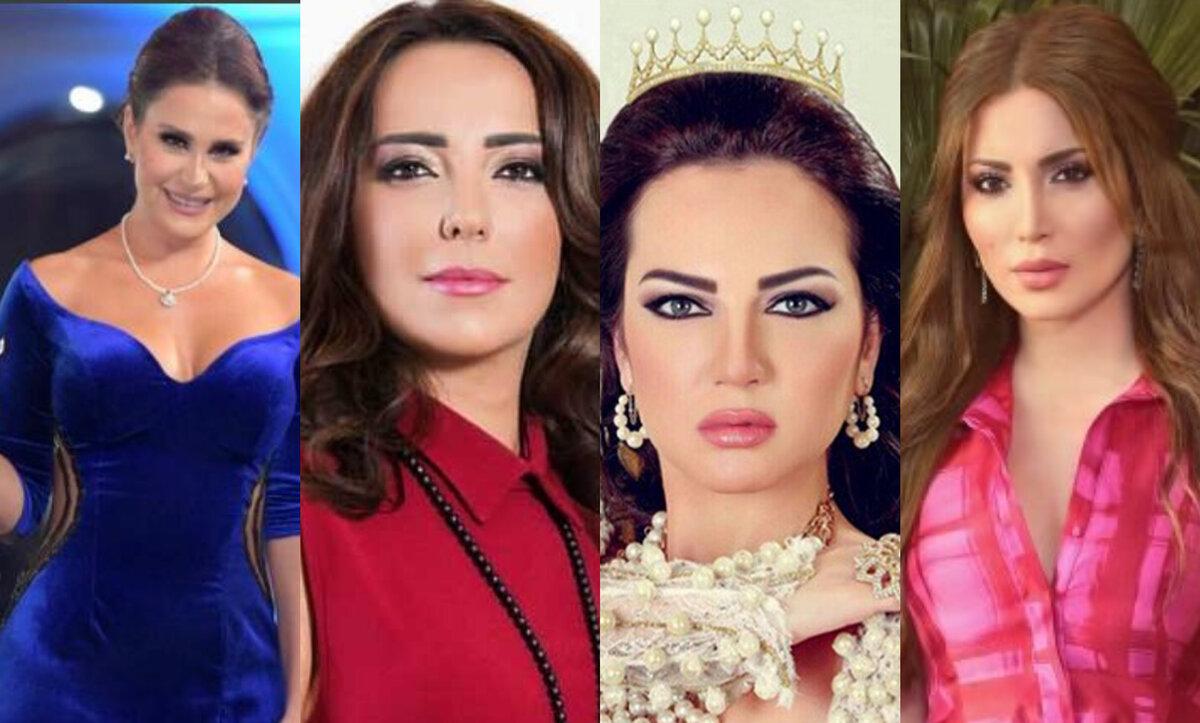 أربع فنانات سوريا احترفن الغناء والطرب إلى جانب التمثيل