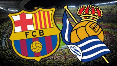 Photo of مباراة برشلونة و ريال سوسيداد في الدوري الإسباني لكرة القدم