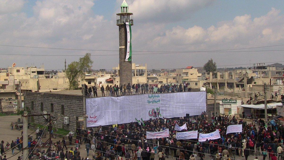 دعوات أممية ودولية للتهدئة في درعا.. حمّلت الأسد المسؤولية وأكدت أن أهلها لا يرغبون بالتهجير