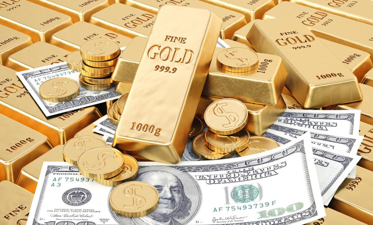 ارتفاع للذهب وهبوط للدولار وخبراء يتوقعون السياسة النقدية المقبلة للفدرالي الأمريكي