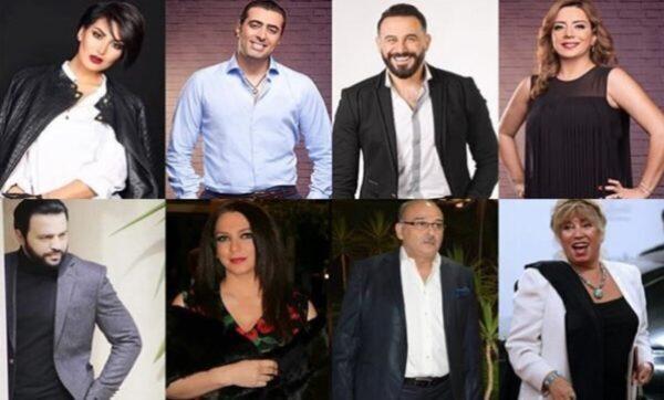 أبرز 50 شخصية من مشاهير سوريا وزوجاتهم وعائلاتهم وصلة القرابة بينهم