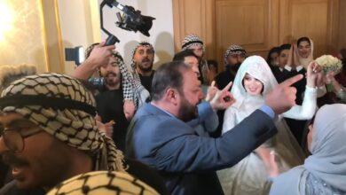 "Photo of نور غسان ومعلومات عنها وعن زفافها بنجم ""طيور الجنة"" الوليد مقداد (صور-فيديو)"