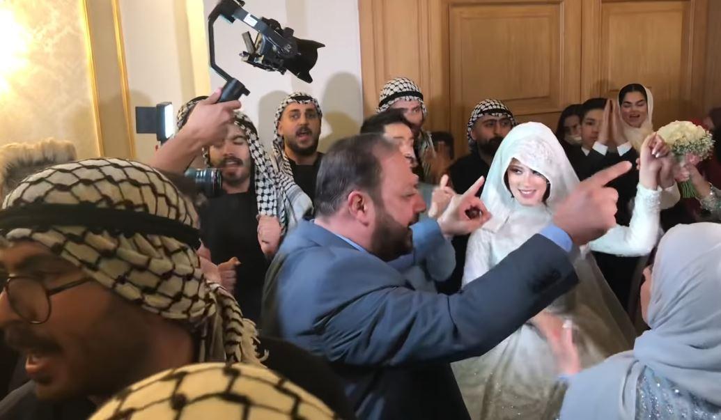 """نور غسان ومعلومات عنها وعن زفافها بنجم """"طيور الجنة"""" الوليد مقداد (صور-فيديو)"""