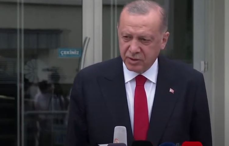 أردوغان إعادة السوريين فيديو