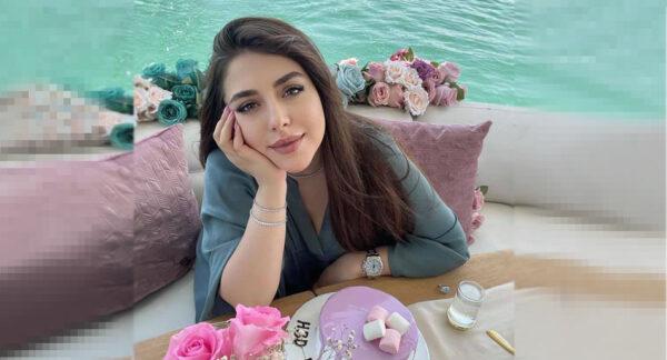 بدأت التمثيل منذ طفولتها وربتها جدتها بعد طلاق والديها .. قصة الفنانة اللبنانية هيا مرعشلي