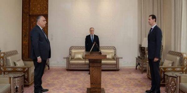 بشار الأسد يعلن أسماء الوزراء المكلفين في الحكومة الجديدة لمناطق سيطرته في سوريا