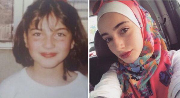 """ابنة الفنانة صفاء سلطان """"اميلي"""""""