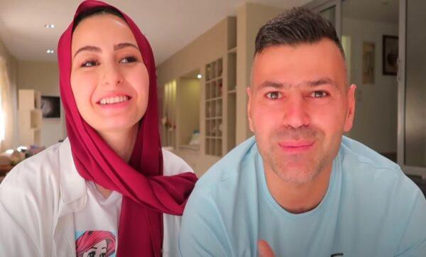 """يوتيوبر سوري وزوجته العراقية يتورطان أمام القضاء المصري بسبب """"فيديو الأهرامات"""""""