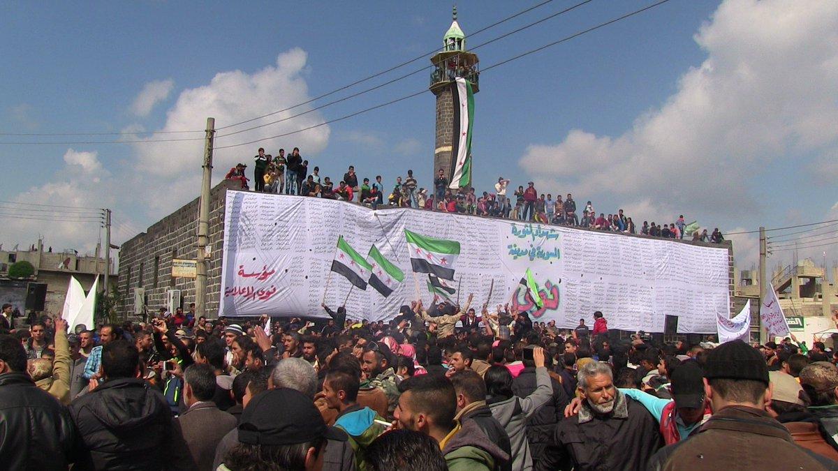 درعا والأوضاع الميدانية.. مهد الثورة في سوريا أمام خيارين