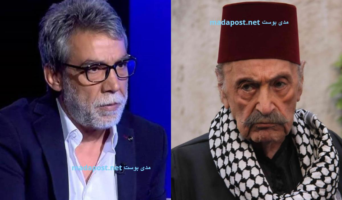 أيمن رضا ورفيق سبيعي