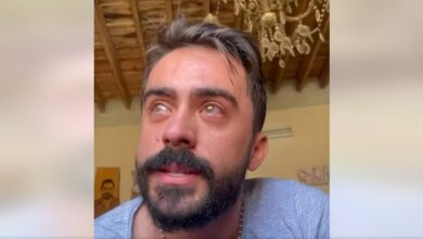 "Photo of شادي قاسو باكيًا قرار منع استيراد المكسرات في سوريا: ""لهون وبس.. كله إلا الكاجو"" (فيديو)"