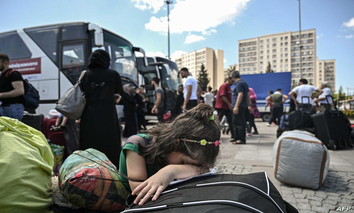 الهجرة التركية تعلق على دعوات المعارضة ترحيل السوريين من تركيا