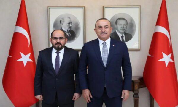 تركيا عن الائتلاف السوري المعارض والحكومة السورية المؤقتة: ممثلان شرعيان للشعب السوري
