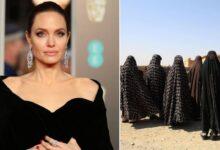 Photo of أنجلينا جولي توضح موقفها من طالبان بعد سيطرتها الأخيرة على أفغانستان