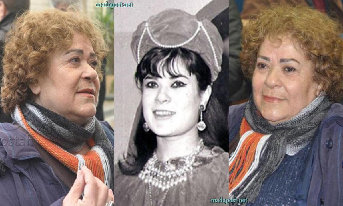 أميمة الطاهر وقصة فنانة وزوجة الممثل السوري رياض نحاس وأحد أبرز مؤسسي نقابة الفنانين السوريين