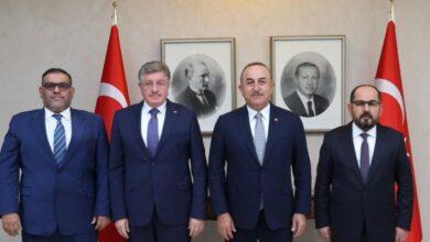Photo of تركيا عن الائتلاف السوري المعارض والحكومة السورية المؤقتة: ممثلان شرعيان للشعب السوري