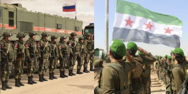 تركيا توحد خمسة فصائل في الجيش الوطني باندماج كامل وتحت قيادة واحدة