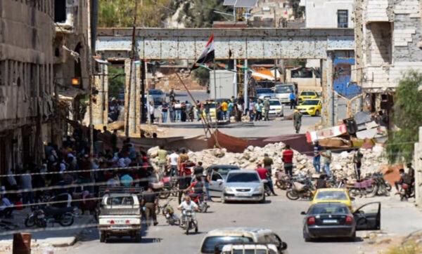صحيفة: روسيا تحاول حفظ ماء وجهها في درعا لإرضاء نظام الأسد وإسرائيل معاً
