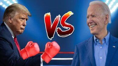 Photo of ترامب: بايدن سيخسر خلال 3 ثواني إذا لعب معي في مباراة ملاكمة (فيديو)