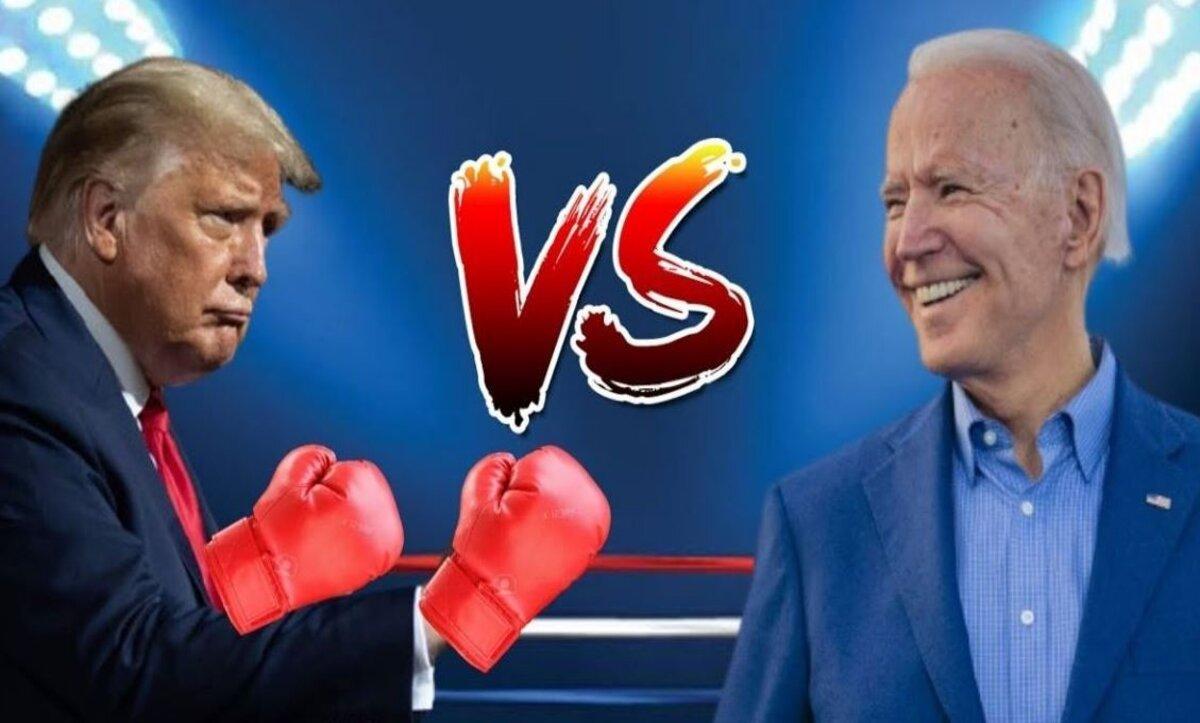 ترامب: بايدن سيخسر خلال 3 ثواني إذا لعب معي في مباراة ملاكمة