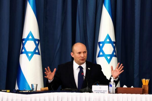 نفتالي بينيت رئيس وزراء إسرائيل