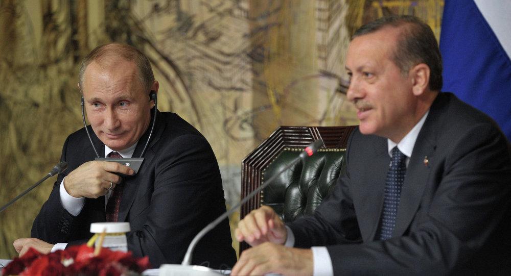 روسيا تحمل رسالة سياسية إلى تركيا في سوريا من خلال عفرين