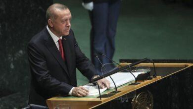 Photo of أردوغان يدعو لإصلاح مجلس الأمن ورفع عدد أعضائه الدائمين من 5 إلى 20 عضواً