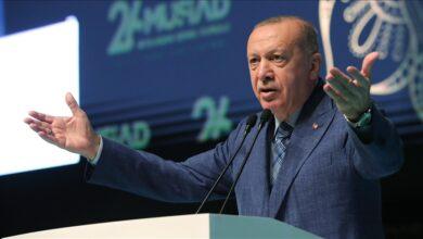 Photo of أردوغان متحدثاً عن موجة المهاجرين عام 2015: لا أحد يرغب في حدوثها مرة أخرى
