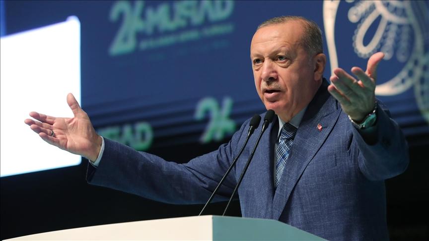 أردوغان متحدثاً عن موجة المهاجرين عام 2015: لا أحد يرغب في حدوثها مرة أخرى