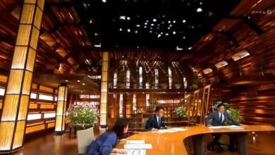 Photo of فيديو.. مذيع ياباني يواصل عمله رغم زلزال قوي هز الاستديو